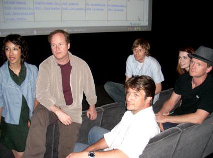 Joss e gli altri alla Comic-Con