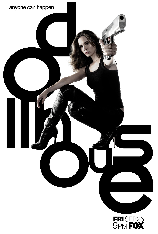 Poster della seconda stagione di Dollhouse.