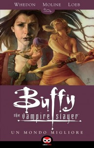 Copertina Buffy vol. 4.