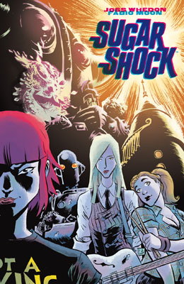 Sugar Shock in italiano!