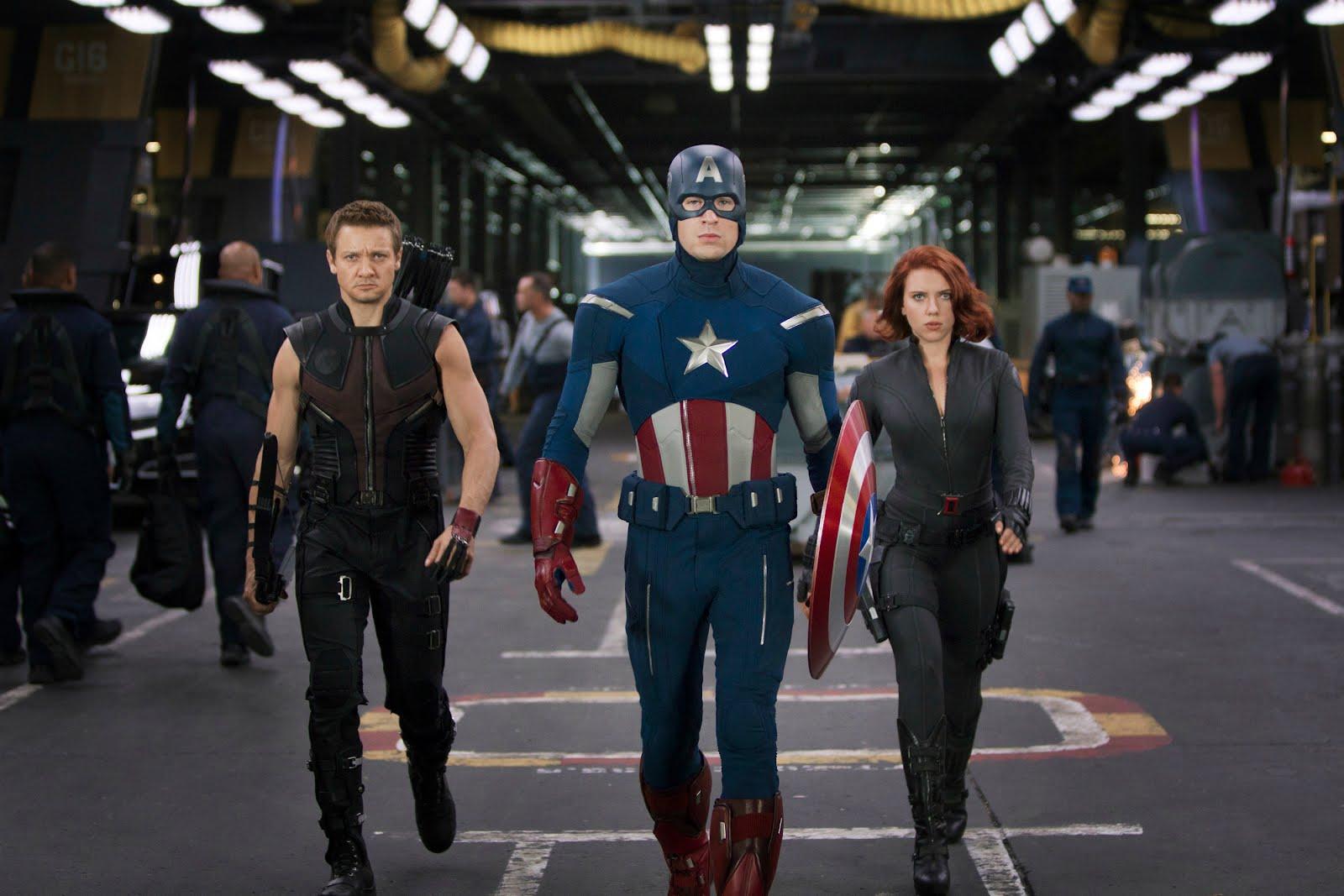 Aggiornamento incassi di The Avengers