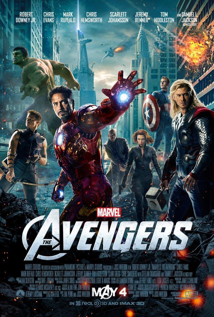 """Anteprima di """"The Avengers"""" di ieri"""