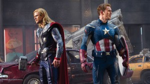 Cap e Thor