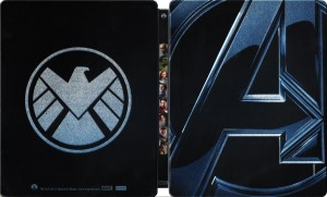 The Avengers Steelbook