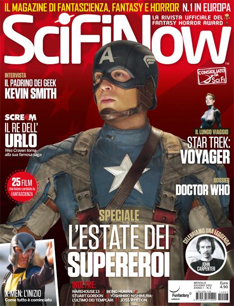 Joss Whedon su SciFiNow (italiano) #3