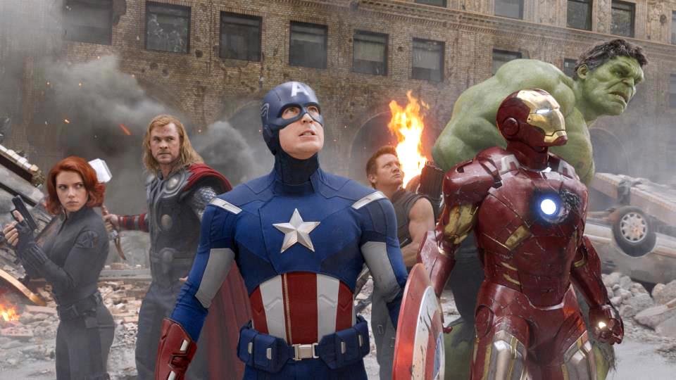 Incassi di The Avengers a venerdì