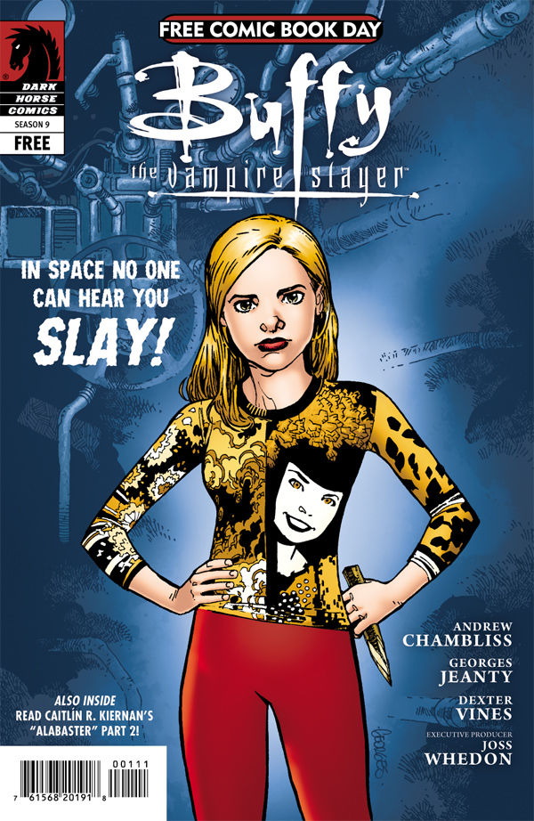 FCBD 2012 - Buffy