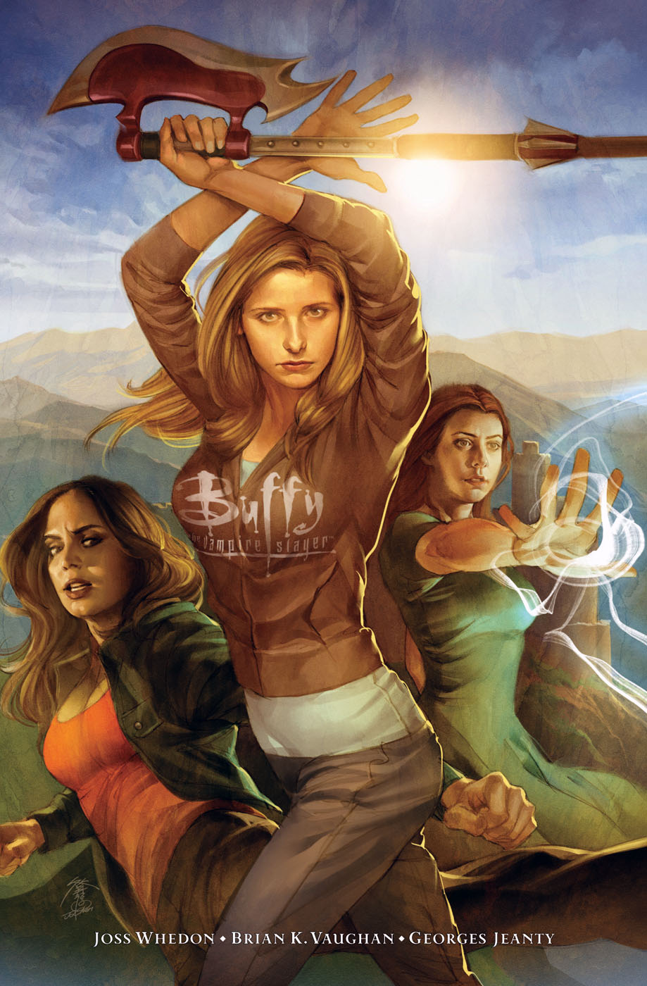 Buffy Season 8 Library Edition