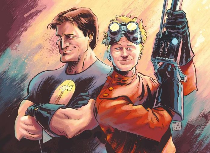 Fumetto di Dr. Horrible
